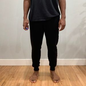 H&M Ultra Soft Black Joggers - Size Small